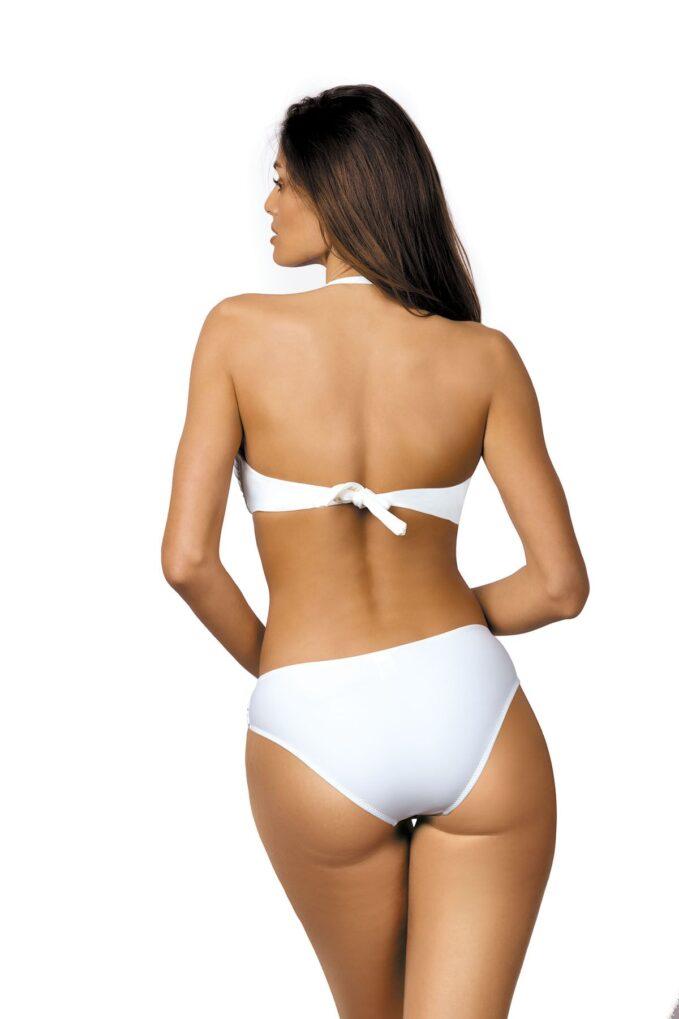 Kostium kąpielowy Salma Bianco M-254 Biały (61) 3