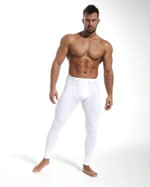 Kalesony Authentic Białe