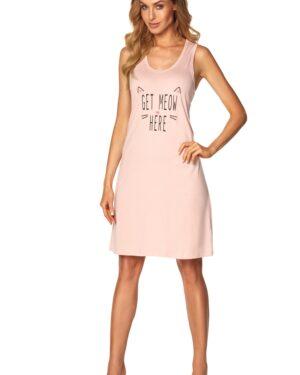 Koszula Fiona SAL-ND-2070.I Różowa