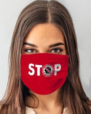 Maska ANS-S 116 Stop Red