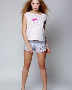 Piżama Pink Smile