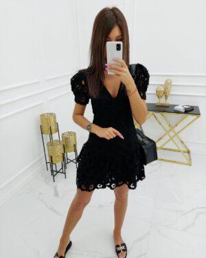 Sukienka Envy VR5365-6 Black