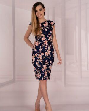 Sukienka Paena Granatowa