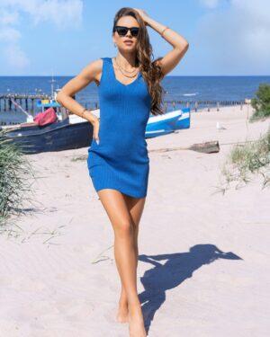 Sukienka Rosimna Blue