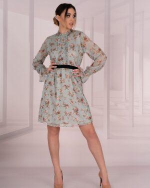Sukienka Sharmanina Miętowa