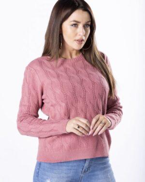 Sweterek Ramona M83049 Rose (Kopia)