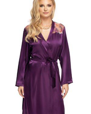 Szlafrok Shelby Purple