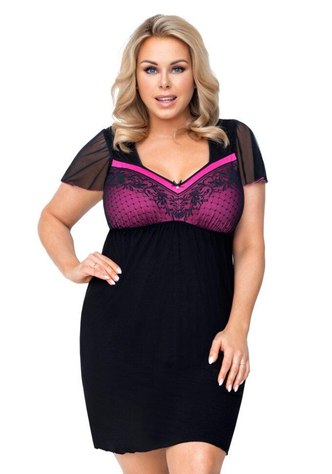 Koszulka Zoya Size Plus Black
