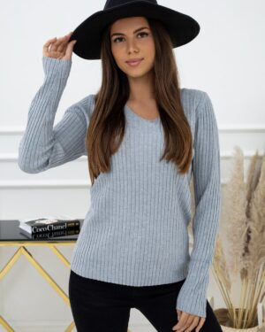 Sweter Daily ZB94598 Grey