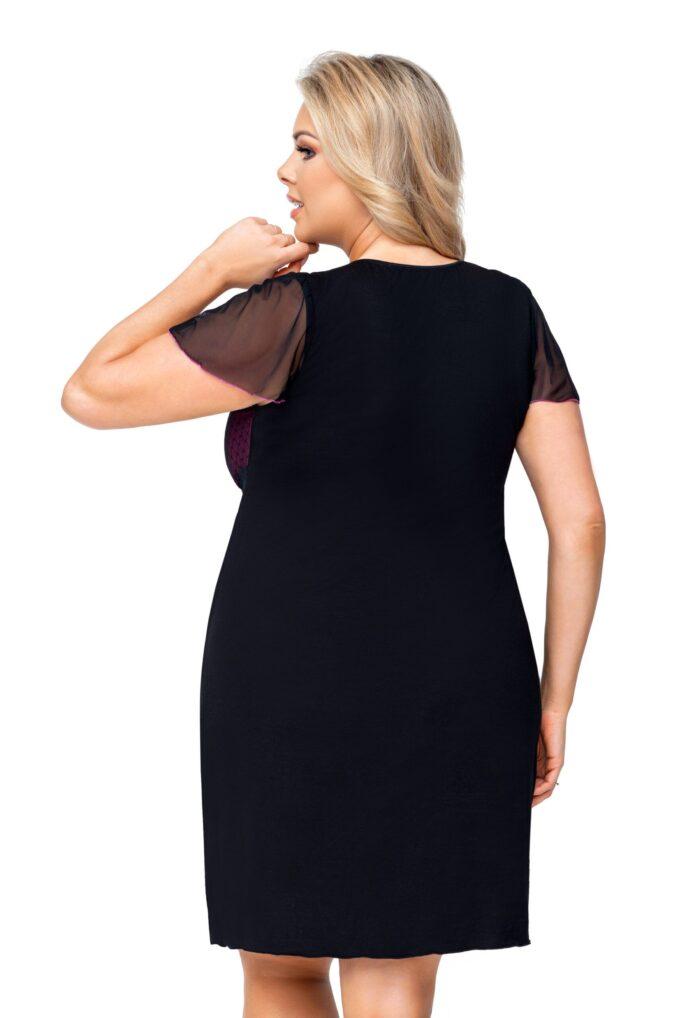 Koszulka Zoya Size Plus Black 2