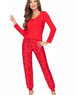 Piżama Mika Red